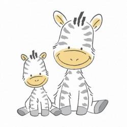 Ванночка детская 100 см Zebra