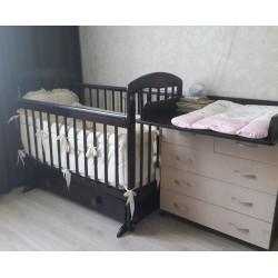 """Набор для детской комнаты """"Шармэль"""", 3 предмета"""