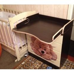 """Набор для детской комнаты """"Тедди"""", 3 предмета"""