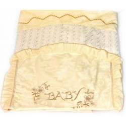 Комплект в детскую кроватку 3 предмета Bombus (Топтыжка) «Изабель»