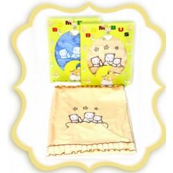 Комплект в детскую кроватку 3 предмета Bombus (Топтыжка) «Три медведя»