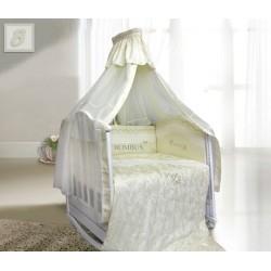 Комплект в детскую кроватку 7 предметов Bombus (Топтыжка) «Изабэль»