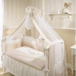Комплект в детскую кроватку 6 предметов Perina «Эстель»