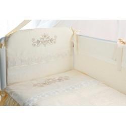 Комплект в детскую кроватку Perina «Версаль»  6 предметов