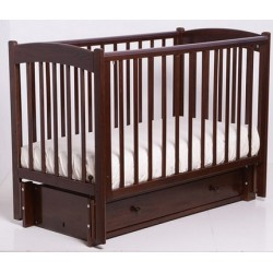 Детская кроватка Кубаньлесстрой (Лель) БИ 39.3 Кубаночка-3 (маятник продольный)