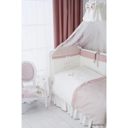 Балдахин на кроватку Перина Котята