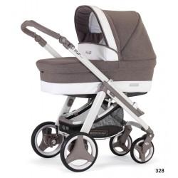 Детская коляска 2в1 Bebecar Ip-Op Evolution (Бебекар Ип-Оп Эволюшн)