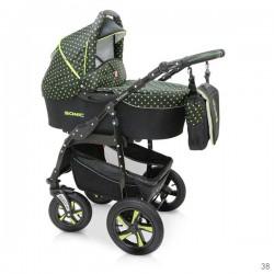 Детская коляска 3в1 Verdi Sonic (Верди)