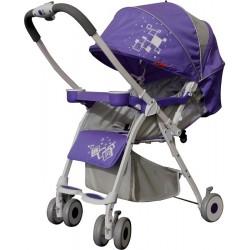 Детская прогулочная коляска Sweet Baby Paint Plum A2
