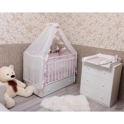 Набор для детской комнаты Алиса, 11 предметов
