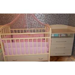 Набор для детской комнаты Ангелочек, 3 предмета