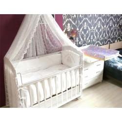 """Набор для детской комнаты """"Прелесть"""", 3 предмета"""