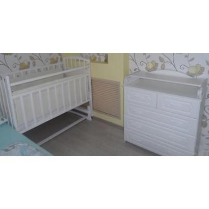 """Набор для детской комнаты """"Снежок"""", 3 предмета"""