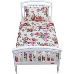 Комплект постели для подростковой кроватки 2 предметаGiovanniRose(коллекцияShapito)