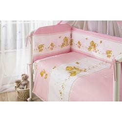 Комплект в детскую кроватку для новорождённого Perina Фея из 4 предметов