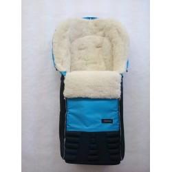 Зимний меховой конверт Womar Snowman №16