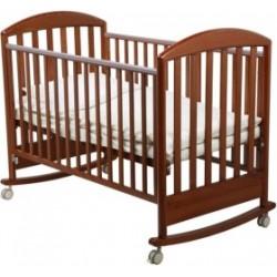 Детская кроватка для новорожденного-качалка Papaloni Джованни 125x65 см (Папалони)