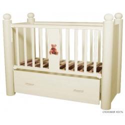 Детская кроватка для новорождённых Папа Карло Boston