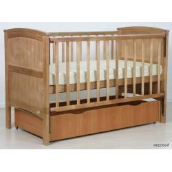 Детская кроватка трансформер Фея 811