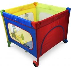 Детский квадратный манеж-кровать Sweet-Baby Cheer Giraffe (Свит Бэби Чир)