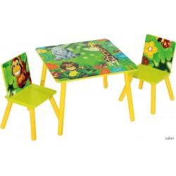 Набор детской мебели стол и стулья Sweet Baby Duo (Свит Бэби Дуо)