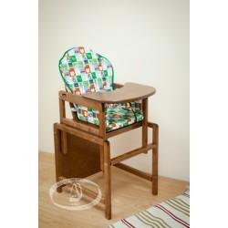 Детский стул-стол-трансформер Красная звезда С 367 Можга
