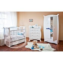 """Комната для новорожденного """"Весеннее вдохновение"""", 3 предмета"""
