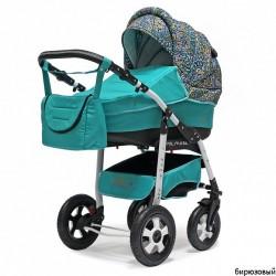 Детская коляска 2 в 1 Nemo Lux Polmobil