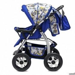 Детская коляска трансформер Karina Polmobil