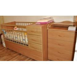 """Набор для детской комнаты """"Медовый"""", 3 предмета"""