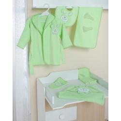 Комплект для новорожденного махровый Селена 6 предметов АРТ.-73