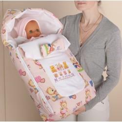 Конверт для новорожденного Селена АРТ. - 18.2