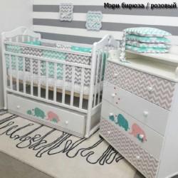 Детская комната новорожденного ByTwinz Мэри