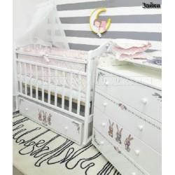 Детская комната новорожденного ByTwinz Зайки