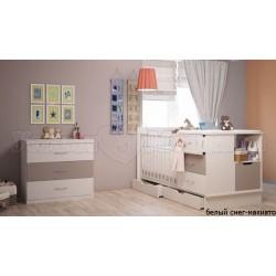 Детская комната Polini, 2 предмета