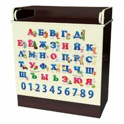 Детский пеленальный комод АБВГДейка 4 ящика