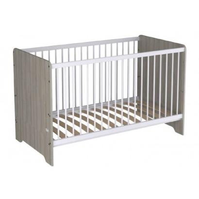 Детская кроватка для новорожденного Polini Simple Nordic