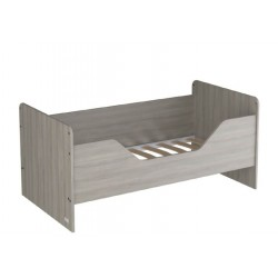 Бортик для кроватки Polini Simple Nordic, вяз
