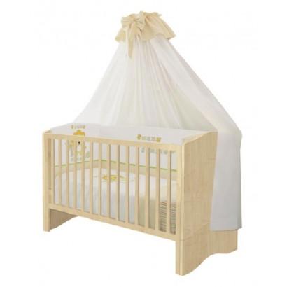 Детская кроватка для новорожденного-трансформер Polini Simple