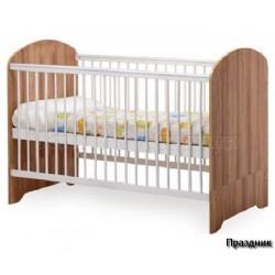Кровать трансформер растущая Babystep