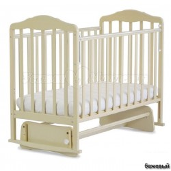 Детская кроватка для новорожденного СКВ Березка 12400 поперечный маятник