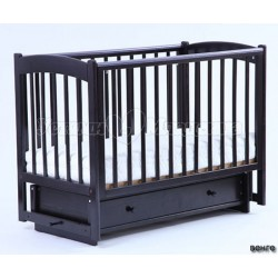 Детская кроватка Кубаньлесстрой (Лель) БИ 39.2 Кубаночка-3 (маятник поперечный)
