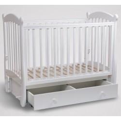 Детская кроватка для новорожденного Baby Luce Карамелька универсальный маятник