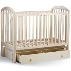 Детская кроватка для новорожденного Baby Luce Cлава универсальный маятник