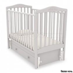 Кроватка для новорожденного Гандылян Симоник универсальный маятник + ящик