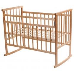Кроватка для новорожденного Мой малыш 02 качалка