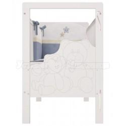Детская кроватка Polini Плюшевые Мишки 222