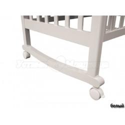 Детская кроватка для новорождённого Polini Classic 621