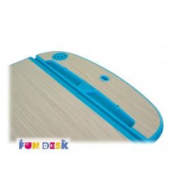 Парта трансформер с ортопедическим стулом FunDesk Capri