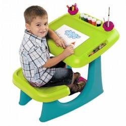Столик-парта Keter Sit & Draw для рисования и игр